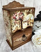 Krabičky - Z babičkinej čajovne - 7388453_