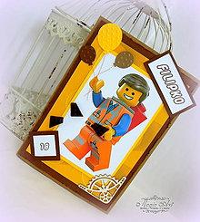 Papiernictvo - Filipko v Legolande - 7392008_