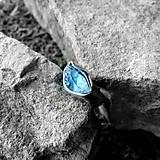 Prstene - Prsteň- Morris- akvamarín - 7387453_
