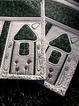 Úžitkový textil - Vianočné prestieranie No.11:) - 7391721_