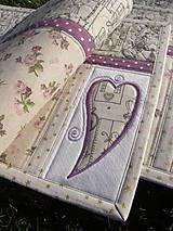 Úžitkový textil - Vianočné prestieranie No.13 :) - 7391760_