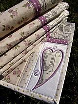 Úžitkový textil - Vianočné prestieranie No.13 :) - 7391761_