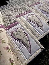 Úžitkový textil - Vianočné prestieranie No.13 :) - 7391762_