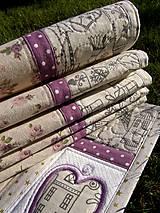 Úžitkový textil - Vianočné prestieranie No.13 :) - 7391763_