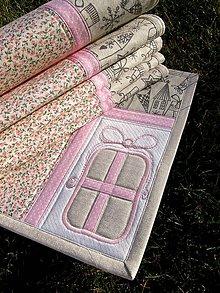 Úžitkový textil - Vianočné prestieranie No.12:) - 7391731_