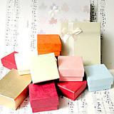 - Darčekové balenie šperkov na mieru / Jewelry Gift Wrapping - 7393497_