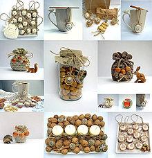Dekorácie - Vianočné ozdôbky na želanie - 7393474_