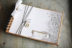 - Vianočný album na fotografie - scrapbook - 7395566_
