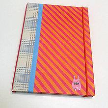Papiernictvo - zápisník - rino mimozemšťan - 7393552_