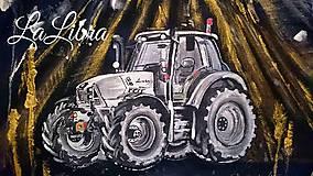 Detské oblečenie - Traktorček - 7393427_