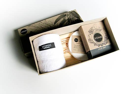 Drogéria - VONAI balenie - mydelnička mydlo uterák - 7398362_