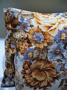 Úžitkový textil - nádherné ľanové vankúše - 7402475_