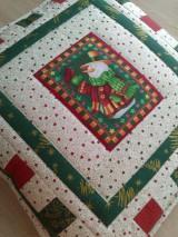 Úžitkový textil - Vankúš *Vianoce* - 7398098_