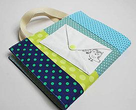 Detské tašky - Pastelkovník - s menom - 7398023_
