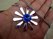 Náhrdelníky - náhrdelník - kryštál Swarovski Elements - 7399364_