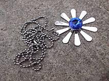 Náhrdelníky - náhrdelník - kryštál Swarovski Elements - 7399365_