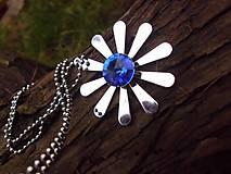 Náhrdelníky - náhrdelník - kryštál Swarovski Elements - 7399370_