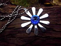 Náhrdelníky - náhrdelník - kryštál Swarovski Elements - 7399371_