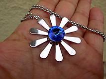 Náhrdelníky - náhrdelník - kryštál Swarovski Elements - 7399373_