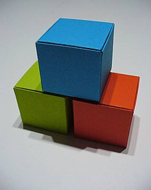 Krabičky - krabička \