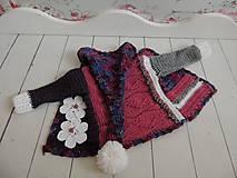 Detské oblečenie - Elfský svetrík a čiapka - 7401229_