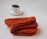 Obuv - jednoduché ponožky s vysokým patentom (v.38-39) - 7398405_