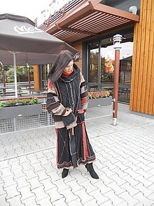 Kabáty - kabatosveter Erika - 7407620_
