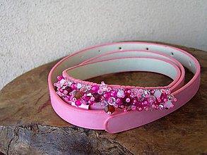 Opasky - ružový - 7407085_