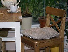 Úžitkový textil - Podsedák najlepšie na barovú stoličku (6 ks) - 7411448_