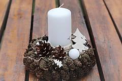 - Vianočný svietnik - 7409461_