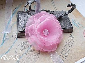 Náramky - svadobné náramky - 7408060_