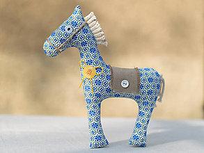 Hračky - Plamienok: Koník Jurášik - 7411833_