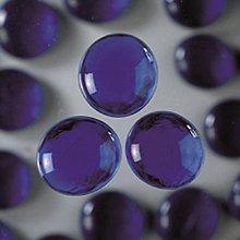 Iný materiál - Sklenené kamene Modra - 7410026_