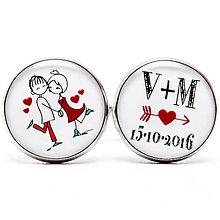 Šperky - Manžetky pre ženícha :) - 7407834_
