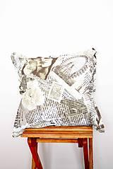 Úžitkový textil - _RoMaNTiKa & NoSTaLGia... KoMPLeT... 45x45 cm - 7417209_