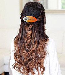 Ozdoby do vlasov - Okatá spona do vlasov - 7418583_