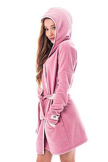 Pyžamy a župany - Župan Pink dawg - 7415598_