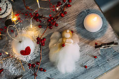- Anjelik na vianočný stromček - 7413704_