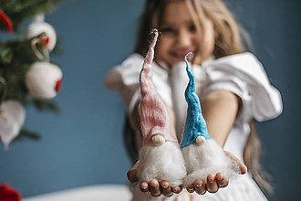Dekorácie - Vianočný trolko - 7413657_