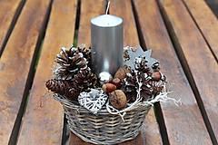 - Vianočný košík - 7413839_