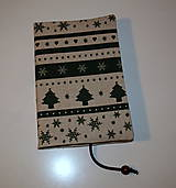 Úžitkový textil - obal na knihu - univerzálnejší - 7417372_