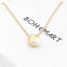 Náhrdelníky - Pozlátený náhrdelník Ultimate - 7417217_