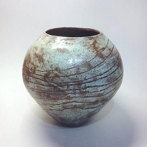 Keramická váza Kamenná 1