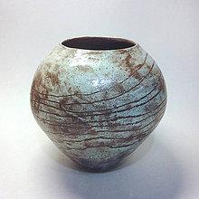 Dekorácie - Keramická váza Kamenná 1 - 7415929_