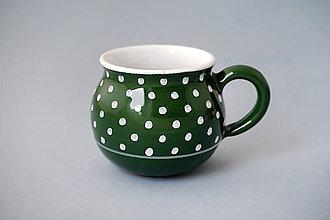 Nádoby - Buclák 8 putík - zelený 0,25 l - 7415129_