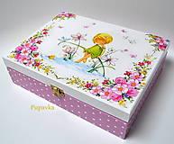 Krabičky - Šperkovnička - 7418200_