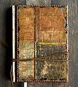 Papiernictvo - Staré knihy vintage diár 2019 denný pánsky/ pre muža,aj pre ženu - 7415043_
