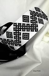 Opasky - Chanel na ľudovo - 7416507_