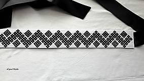 Opasky - Chanel na ľudovo - 7416519_