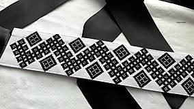 Opasky - Chanel na ľudovo - 7416526_